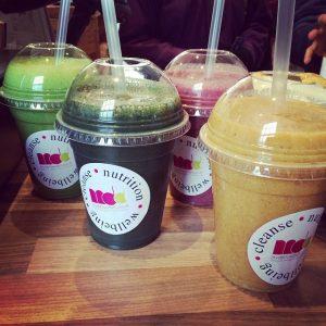 Super Greens juices