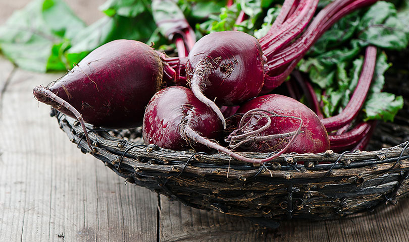 detox diet with beetroot