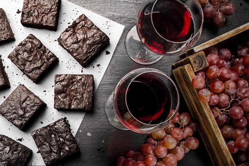 Red-Wine-Brownies-Recipe