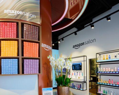 Amazon Hair Salon in London